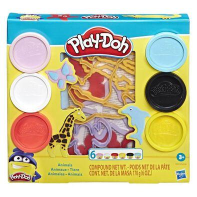Play-Doh เพลย์โดว์ ชุดแป้งปั้นเสริมทักษะ (คละแบบ)