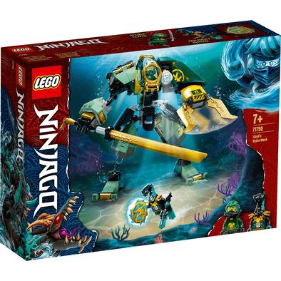 LEGO เลโก้ ลอยด์ ไฮโดร เม็ค 71750