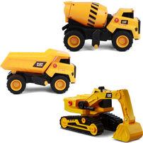 Caterpillar แคตตาพิลล่า พาวเวอร์ ฮอวเลอร์ส รถก่อสร้างของเล่น (คละแบบ)