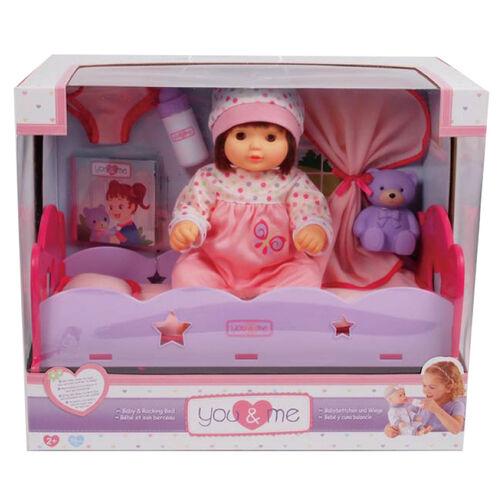 You & Me เบบี้ อิน เบด ตุ๊กตาขนาด14 นิ้ว