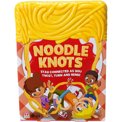 Noodle Knots เกมปมเส้นก๋วยเตี๋ยว
