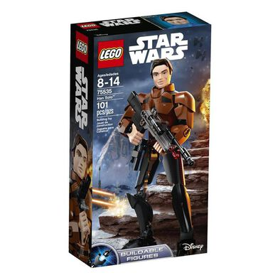 LEGO เลโก้ ฮัน โซโล 75535