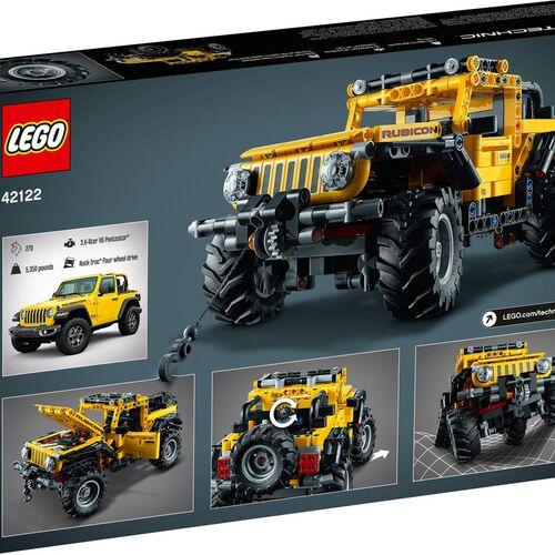 LEGO เลโก้ จี๊พ แร็งเยอร์ 42122