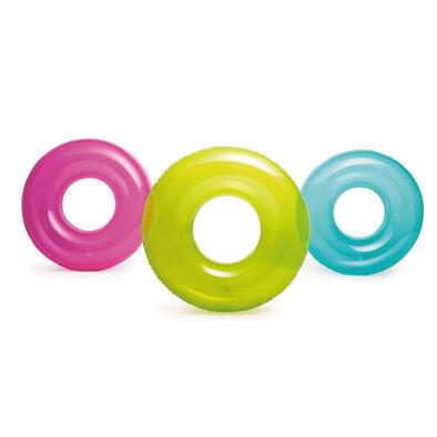 Intex แพยาง โปร่งใส ขนาด 30 นิ้ว คละสี
