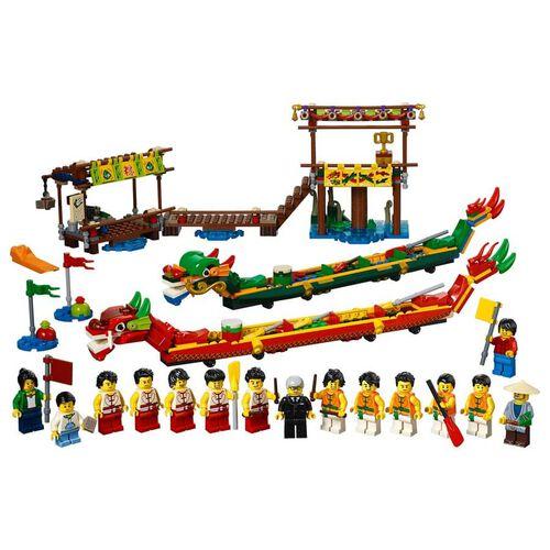 LEGO เลโก้ ดรากอน โบท เรซ 80103