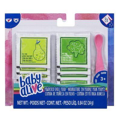 Baby Alive อาหารสำหรับตุ๊กตา