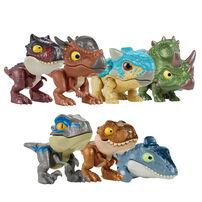 Jurassic World จูราสสิค เวิลด์ สแนป สควอท คอลเลคทิเบิล - คละแบบ