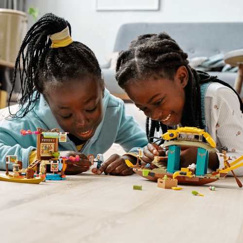 LEGO เลโก้ ดีสนีย์ ปรินท์เซส โบอัน โบ๊ท 43185