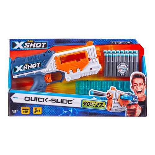 X-Shot เอ็กซ์ช๊อต ควิก สไลด์