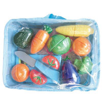 Just Like Home ชุดผัก ผลไม้ ในกระเป๋าพกพา คละแบบ