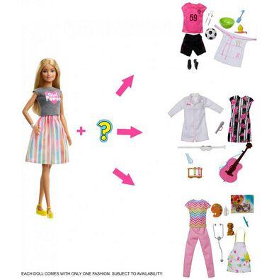 Barbie บาร์บี้ เซอร์ไพรส์ ชุดอาชีพ