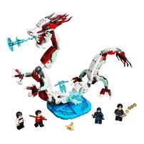 LEGO เลโก้ มาร์เวล ชางชิ แบทเทิล แอท ดิ แอนเชียน วิลเลจ 76177