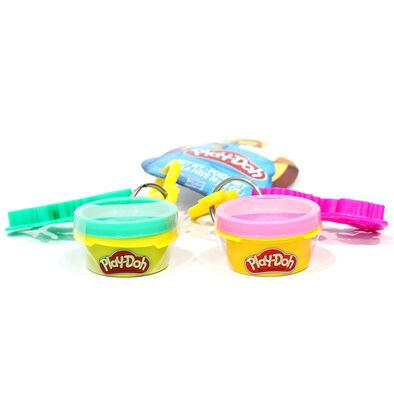 Play-Doh เพลย์โดว์ คลิปออนส์ (คละแบบ)
