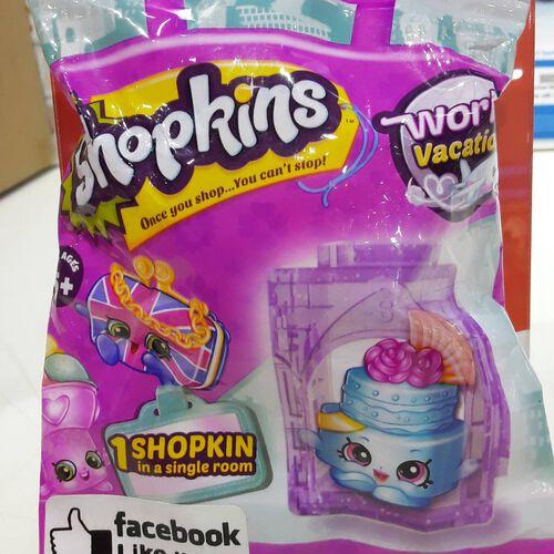 Shopkins เซอร์ไฟรส์ ถุงสุ่ม คละแบบ
