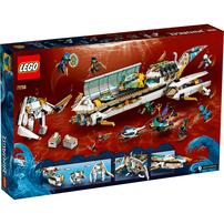 LEGO เลโก้ นินจาโก ไฮโดร เบาน์ตี้ 71756