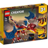 LEGO เลโก้ ฟาย ดราก้อน 31102