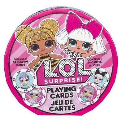 L.O.L. Surprise แอลโอแอล เกมไพ่สำหรับเด็ก