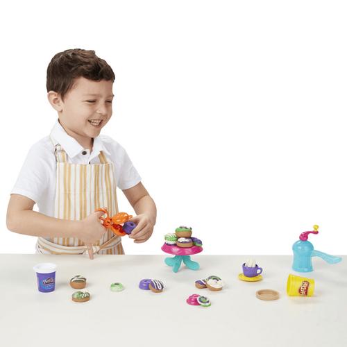 Play-Doh Kitchen Creation เพลย์โดว์ คิทเช่น ครีเอชั่น ดีไลท์ฟูล โดนัท