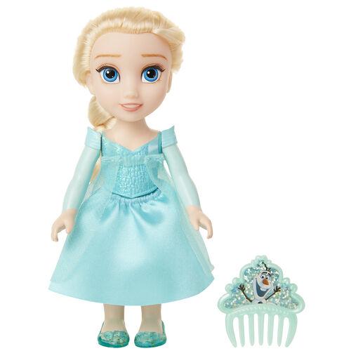 ดิสนีย์ โฟรเซ่น ตุ๊กตาเด็กเล็ก เอลซ่า พร้อมอุปกรณ์