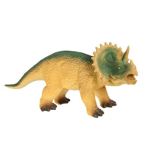 World Animal Collection เวิร์ด แอนิมอล คอลเล็กชั่น ตุ๊กตาโฟมไดโนเสาร์พันธ์ไทเซอราทอป