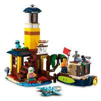 LEGO เลโก้ เซิฟเหอร์ บีช เฮ้าส์ 31118