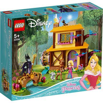 LEGO เลโก้ ออโรร่า ฟอร์เรสท์ ค็อทเทจ 43188