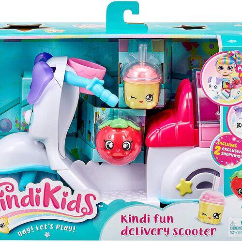 Kindi Kids Series 2 ฟัน เดลิเวอรี่ สกู๊ตเตอร์