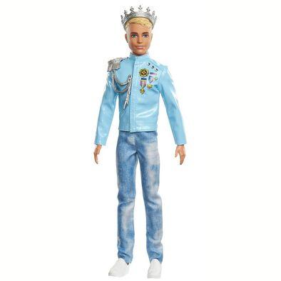 Barbie บาร์บี้ พรินเซส แอดเวนเจอร์ ตุ๊กตาเจ้าชายเคน
