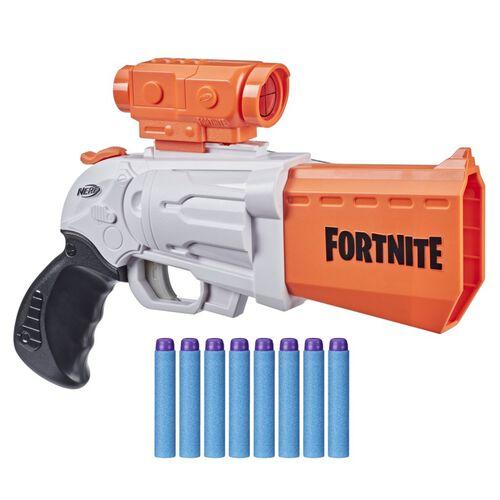 ปืนเนิร์ฟ เนิร์ฟ ฟอร์ทไนท์ Nerf Fortnite SR Blaster