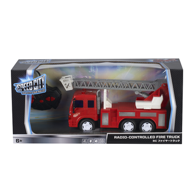 Speed City สปีด ซิตี้ เรดิโอ คอนโทรล รถดับเพลิง