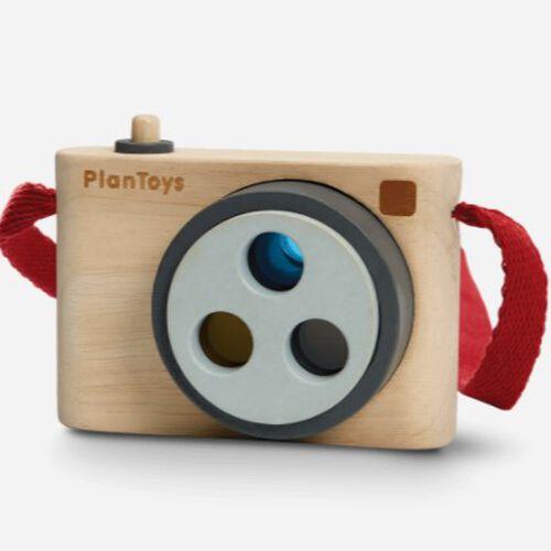 Plantoys แปลนทอยส์ กล้องถ่ายรูปเลนส์หลากสี