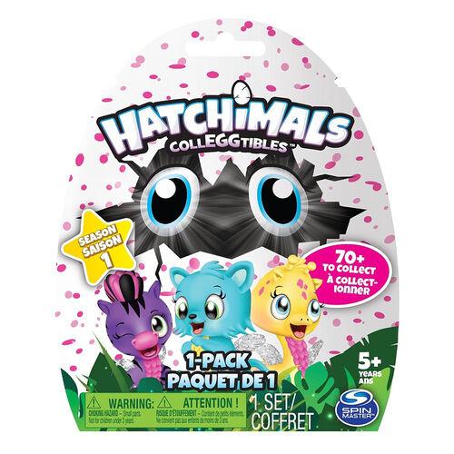 Hatchimals Colleggtibles ฮาชิมอล ไข่สุ่ม คละแบบ
