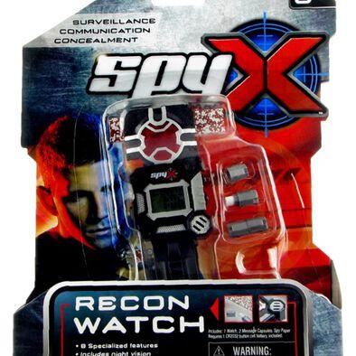 Spy X สปาย เอ็กซ์ เรคอน วอทซ์