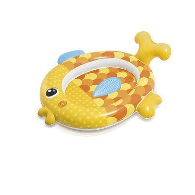 Intex สระน้ำเป่าลมเด็กเล็ก ลายปลาทอง