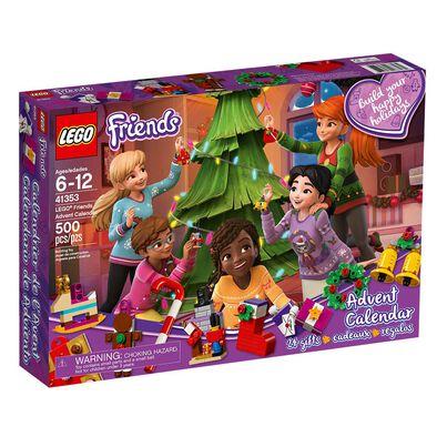 LEGO เลโก้ เฟรนดส์ แอดเวนท์ คาเลนดาร์ 41353