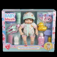 Baby Blush เบบี้ บลัช สวีทฮาร์ท ซูเปอร์ เบบี้ แคร์ ดอลล์ เพลย์เซ็ต