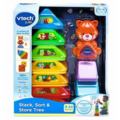 Vtech วีเทค ของเล่นบล็อคต่ออิเล็คทรอนิค (ต้นไม้)
