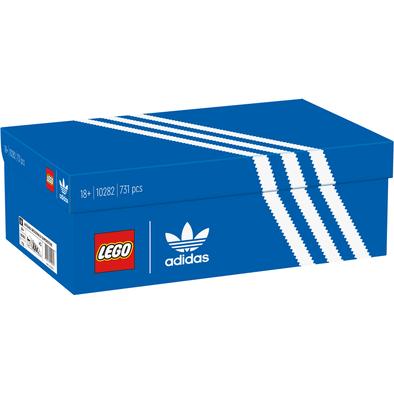 LEGO เลโก้ อดิดาส ออริจินัล ซุปเปอร์สตาร์ 10282