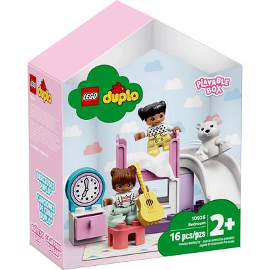 LEGO เลโก้ ดูโปล เบดรูม 10926