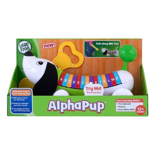 LeapFrog ลีฟฟร็อก ของเล่นน้องหมาอัลฟ่าพัพ สเกาท์ เสริมทักษะ