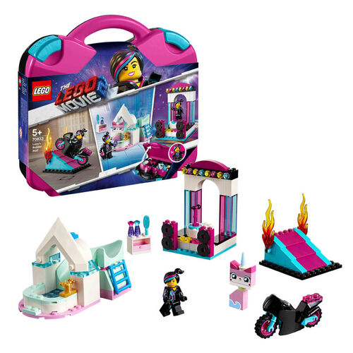 LEGO เลโก้ เดอะเลโก้มูฟวี่ 2 ลูซี่ บิวเดอร์ บ็อกซ์ 70833