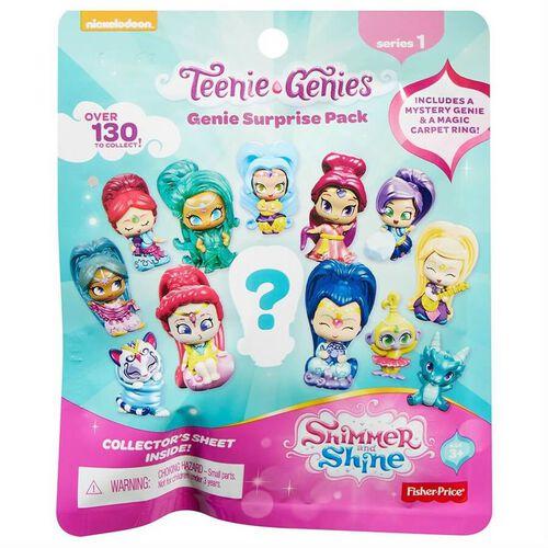 Shimmer & Shine Teenie Genies ชิมเมอร์ & ชายน์ ทีนนี่ จีนี่ จีนี่ เซอร์ไพรส์ แพ็ก คละแบบ