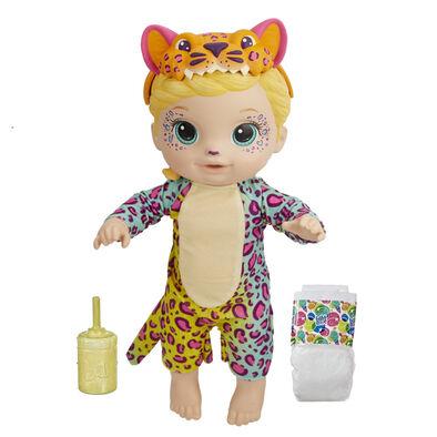 Baby Alive ตุ๊กตาเลี้ยงน้องเสือดาว