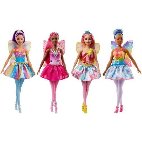 Barbie บาร์บี้ ดรีมโทเปีย แฟรี่ดอลล์ (คละแบบ)