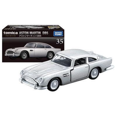 โมเดลรถโทมิก้า Tp35 Aston Martin Db5/Tp34 Nissan Skyline Gt-R