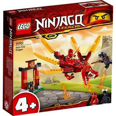 LEGO เลโก้ นินจาโก ไคย์ ฟายเออร์ ดรากอน 71701