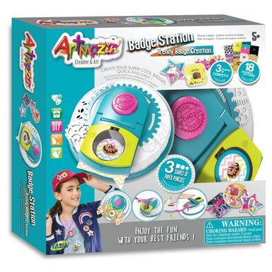 Artmazin อาร์ตเมซิ่ง อุปกรณ์สร้างสรรค์และออกแบบป้าย หรือตราสัญลักษณ์