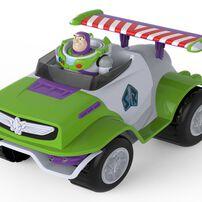 Toy Story 4 ทอยสตอรี่ 4 บัซ พิคอัพ ฟริคชั่น คาร์ ไลท์ แอนด์ ซาวด์