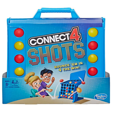 Hasbro Game ฮาสโบร เกม Connect 4 Shots Game