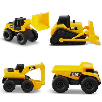 ฟันไรส์ ลิตเติ้ล แมชชีน รถก่อสร้างของเล่น (คละแบบ)